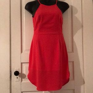 Anthropologie Paper crown dress size 6
